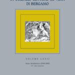 Atti dell'Ateneo di Scienze, Lettere ed Arti di Bergamo. Volume LXXII