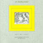Atti dell'Ateneo di Scienze, Lettere ed Arti di Bergamo Volume LXXV