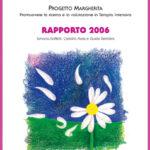PROGETTO MARGHERITA 2006 Promuovere la ricerca e la valutazione in Terapia Intensiva.