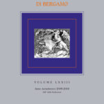 Atti dell'Ateneo di Scienze, Lettere ed Arti di Bergamo, volume LXXIII