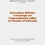 Innovazione didattica e tecnologie per l'apprendimento online tra formale ed informale